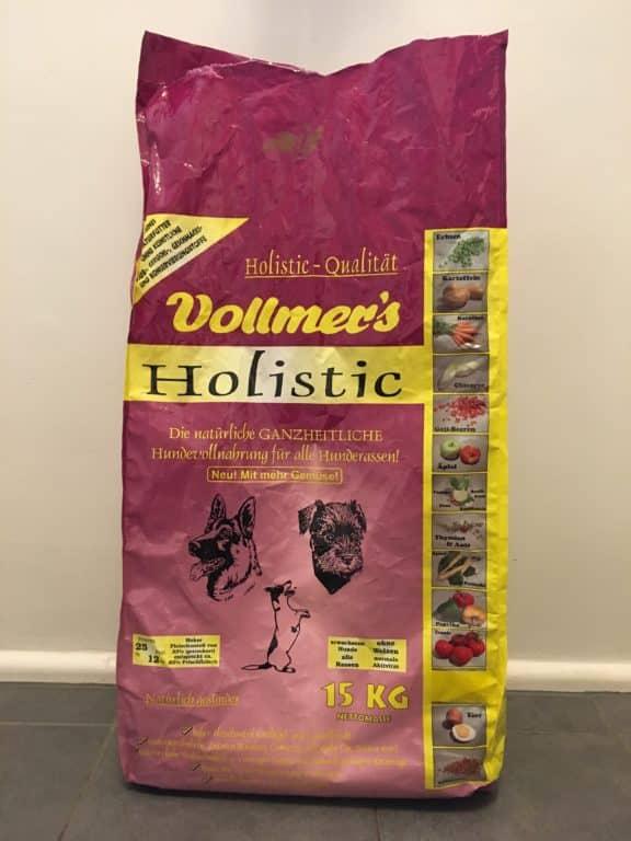 Vollmers Holistic Hundefutter