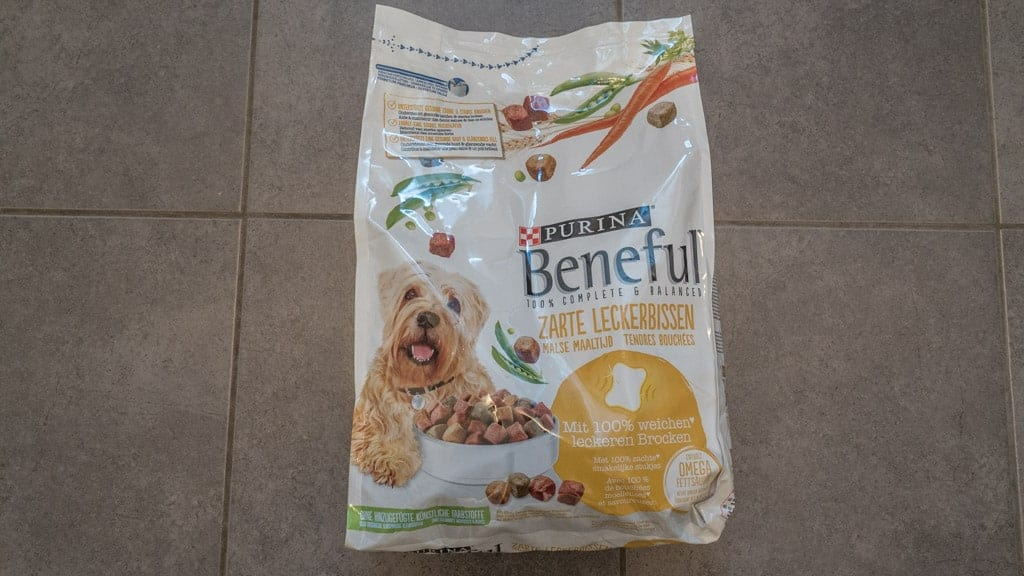 purina beneful test