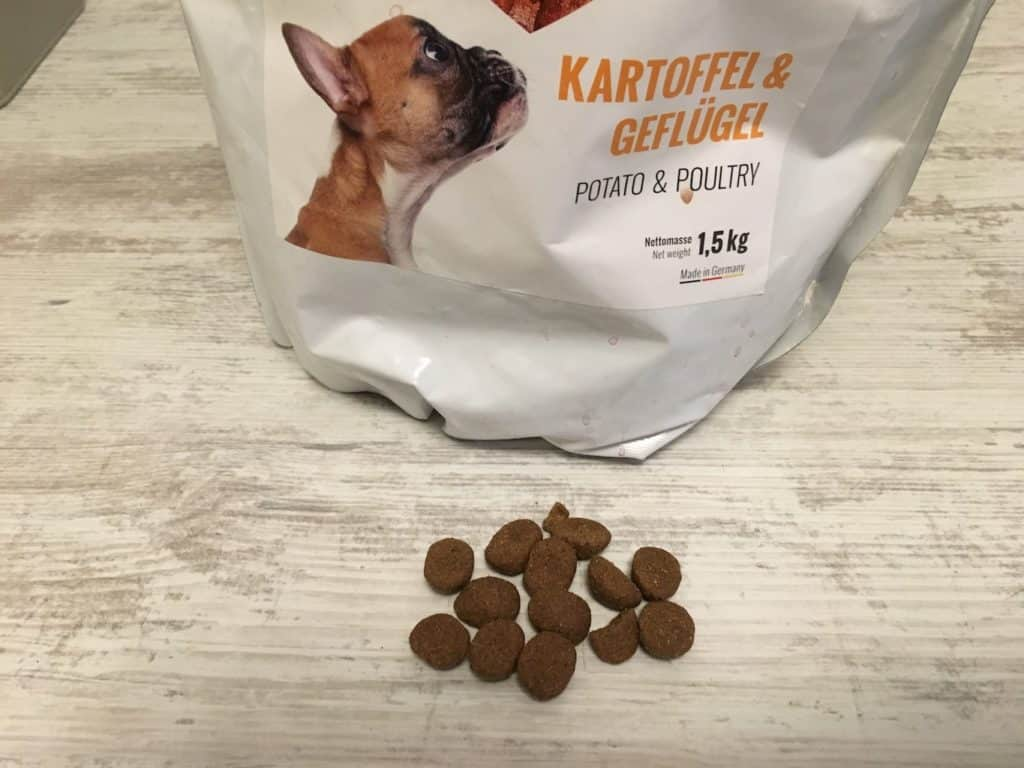 dogs heart kroketten