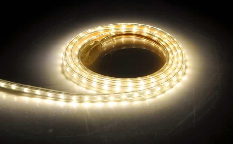 LED Leuchthalsband