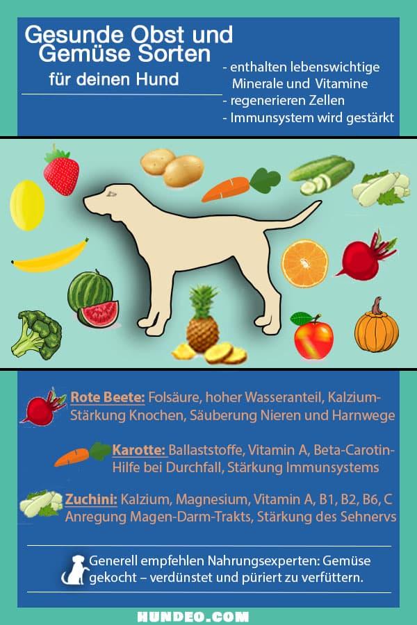 Grafik Obst und Gemüse