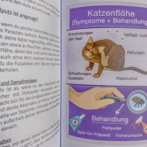Katzenflöhe