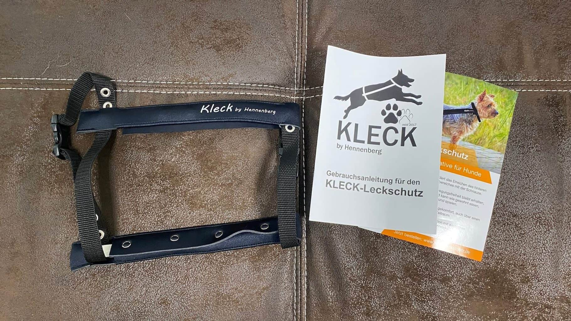 kleck leckschutz rotated